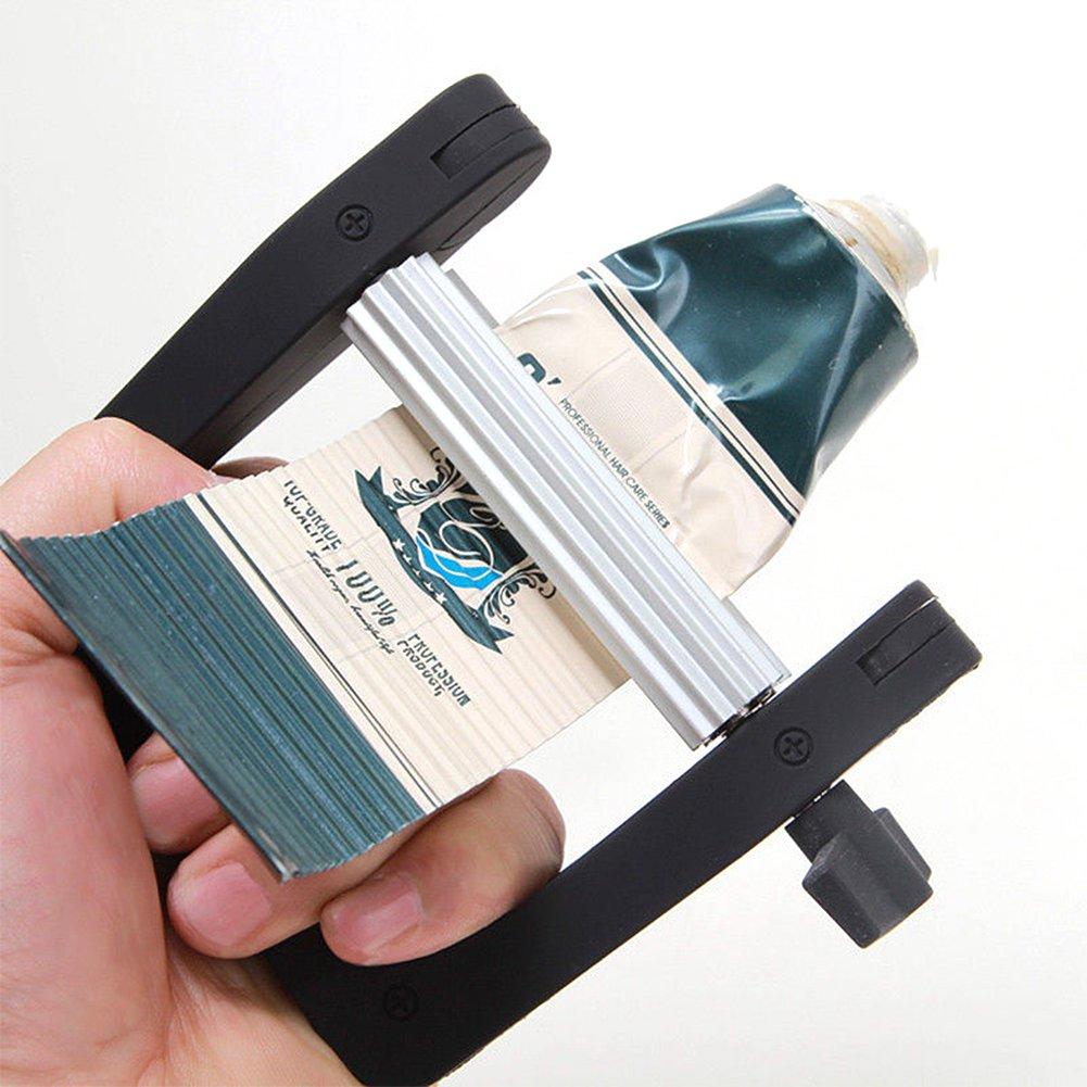 ocama Multifunktional Tragbare Kunststoff Zahnpastaspender Haar Farbe Creme Squeezer Badezimmer Zubehör