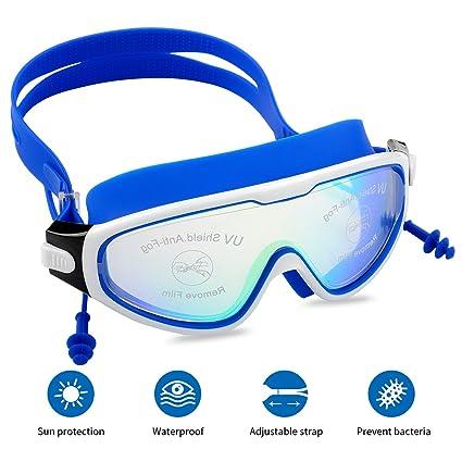 2b3163ea2c Amazon.com   Mantispeed Swim Goggles
