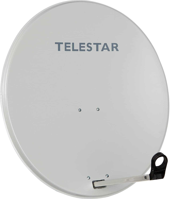 Unterschiedlich Telestar Digirapid 80 S SAT-Spiegel lichtgrau: Amazon.de: Elektronik PY13