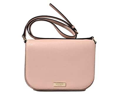 4a7e22e4ecef Kate Spade New York Laurel Way Large Carsen Saffiano Leather Crossbody Bag  (Au naturel)