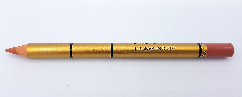 Brooklin Lip Liner Color Nude 201 Super Long Lasting Waterproof Impala