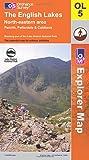 Ordnance Survey Explorer 5 Lake District - North Eastern