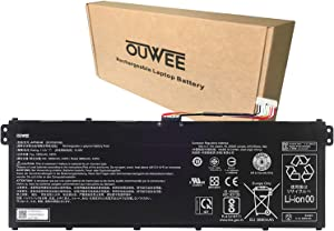 OUWEE AP18C4K Laptop Battery Compatible with ACER Aspire 5 A515-43 Spin 3 SP314-54N Series Notebook 11.4V 4200mAh 48Wh