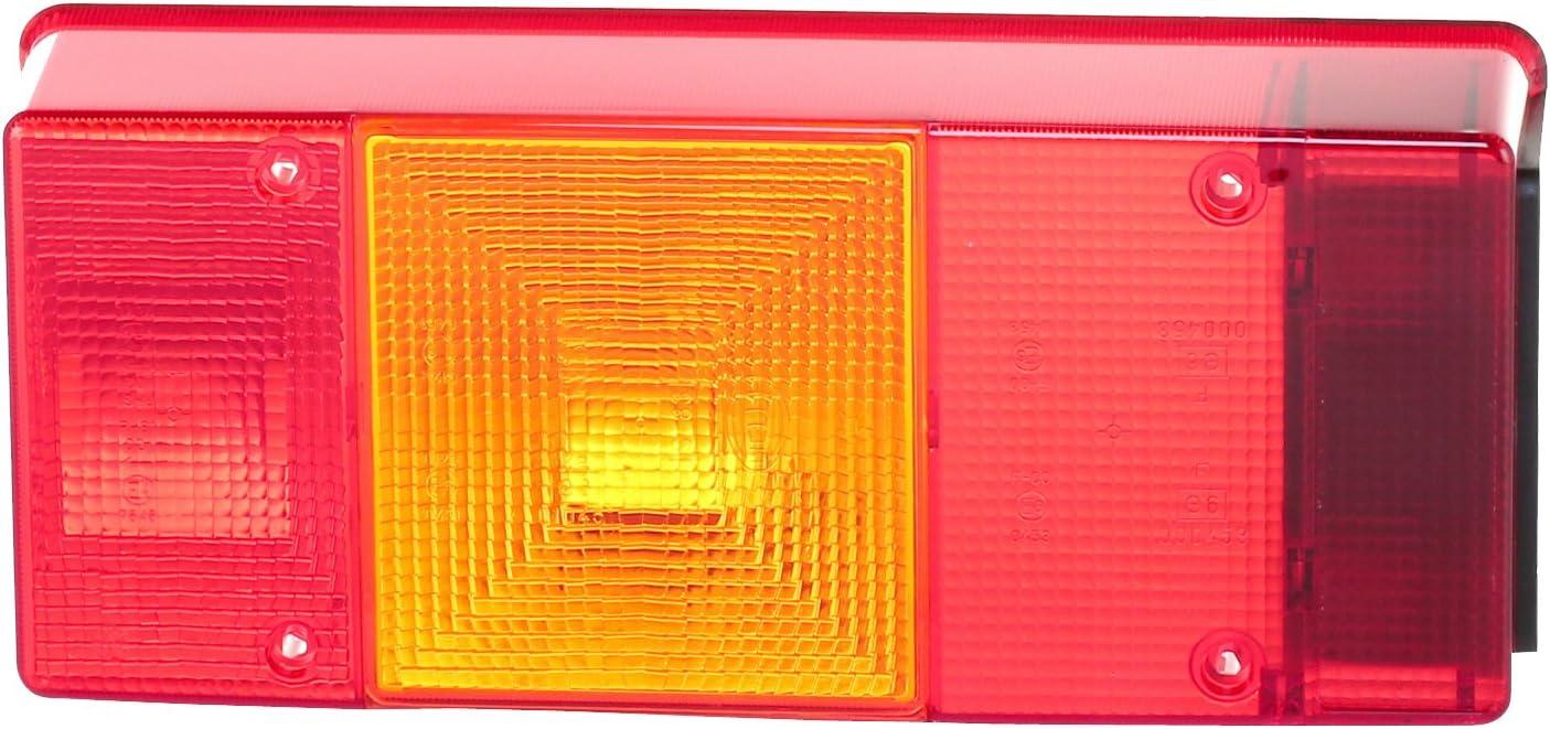 Heckleuchte HELLA 9EL 131 420-001 Lichtscheibe P21W//R10W Einbauort: links