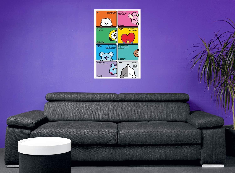 GB eye Ltd Poster Multicolore 61 x 91,5 cm