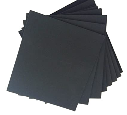Amazon.com: XCEL Foam Neoprene Rubber Sheets - 8 Piece 9\