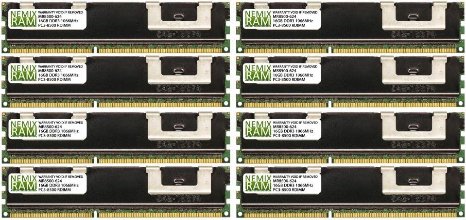 64GB 4X16GB NEMIX RAM Memory for Apple Mac Pro 2010 /& 2012