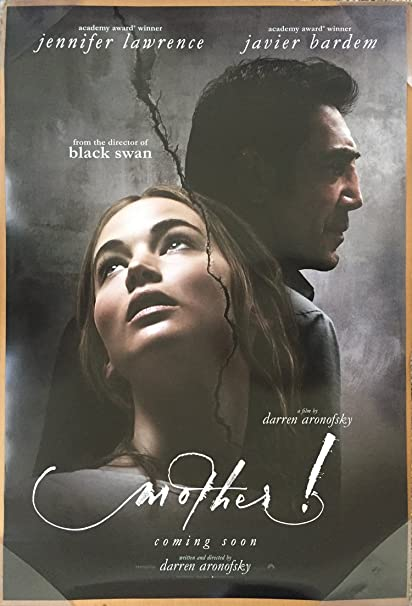 Image result for mother! movie poster