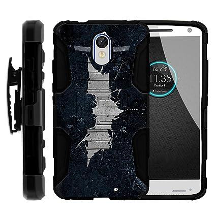 TurtleArmor | Motorola Droid Turbo 2 Case | Moto X Force | Kinzie [Hyper Shock