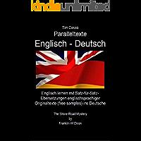 """Paralleltexte Englisch - Deutsch: """"The Shore Road Mystery"""" (by Franklin W. Dixon): Englisch lernen mit Satz-für-Satz…"""