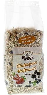 Bauck Hof - Muesli de avena sin gluten con bayas