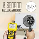 BTMETER BT-846A Pro HVAC Anemometer Measures Wind