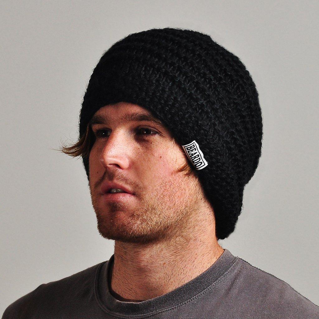 e63c733577d Amazon.com  Beardo Original Detachable Beard Hat