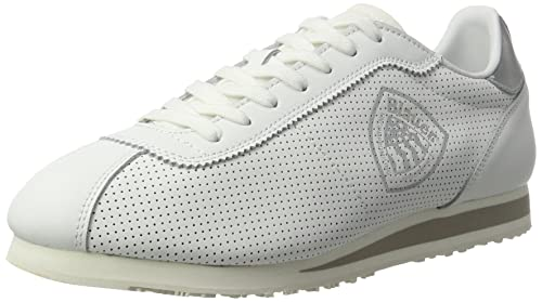 Eu Bianco Blauer Usa Bowling white 45 Sneaker Uomo wxpA01