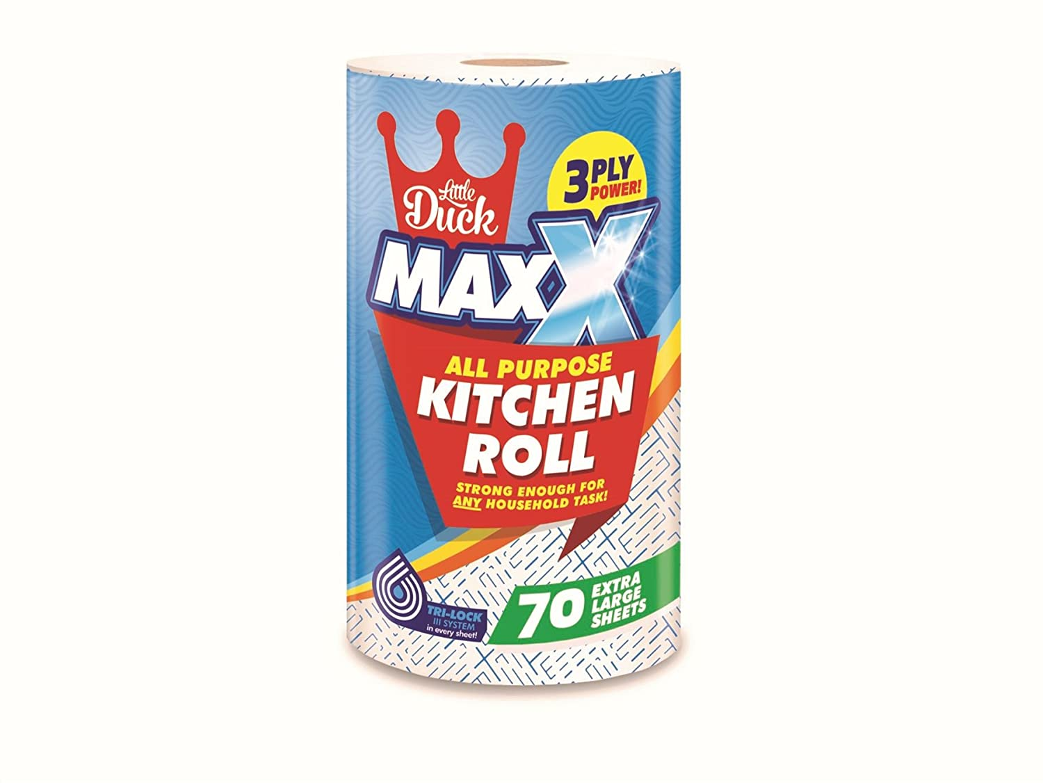 12 X Maxx Multi-Purpose Kitchen Towel with 70 Extra Large Sheets ...