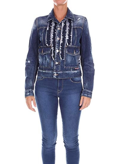 Dsquared2 Jeansjacke Damen S72am0611s30309 Dsquared2 S72am0611s30309 nk8wPX0O