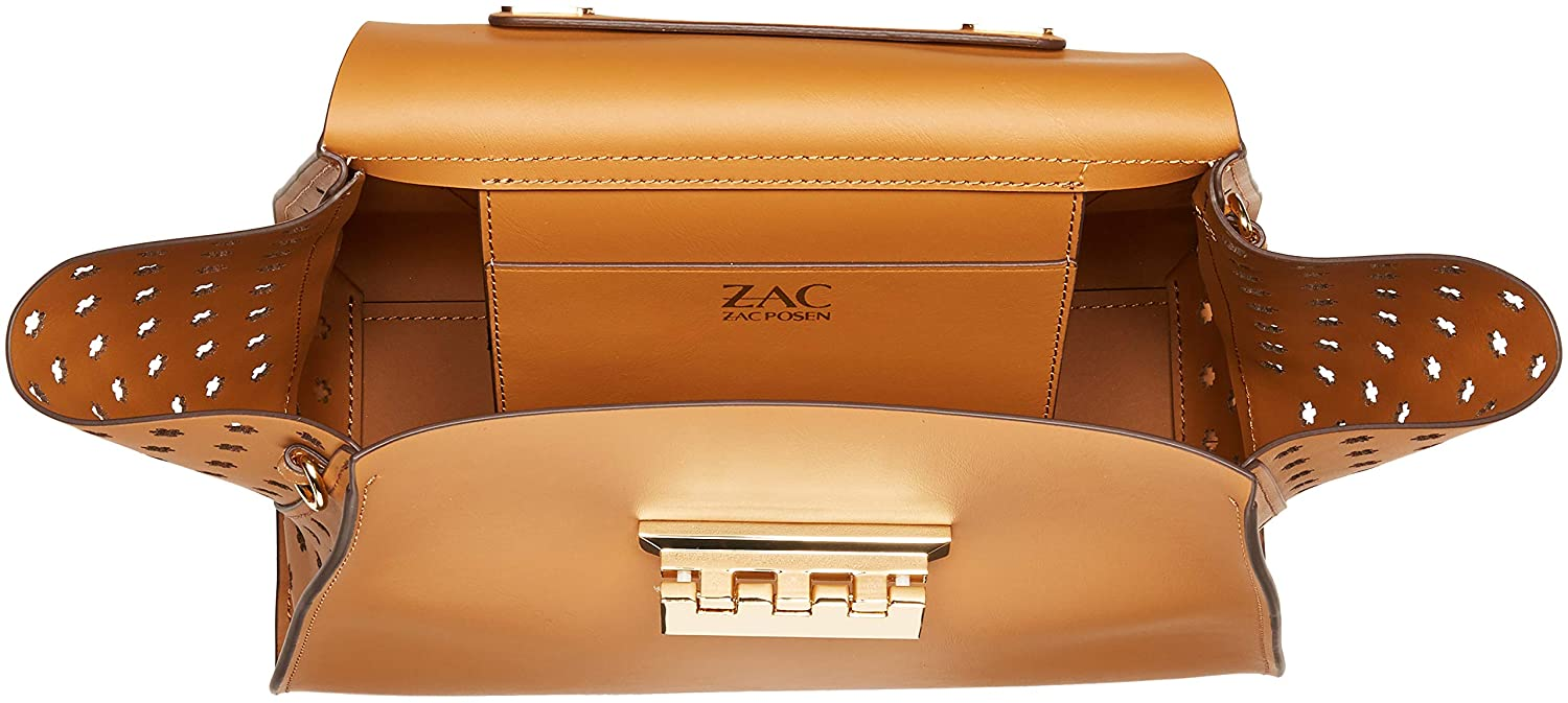 Amazon.com: ZAC Zac Posen Eartha Bolsa de mano - Mango ...