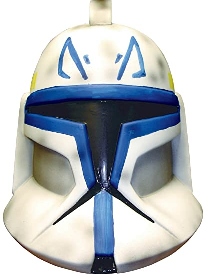 Star Wars The Clone Wars Casco de Clone Trooper Leader Rex