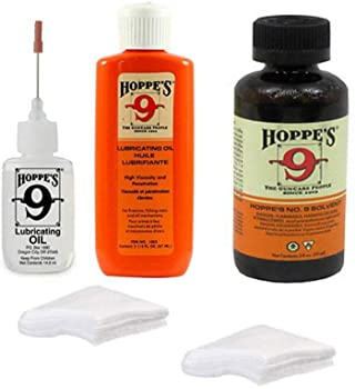 Hoppes 9 Elite Gun Cleaning kit