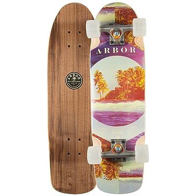 ARBOR Pilsner Photo Skateboard, Multi : Sports & Outdoors