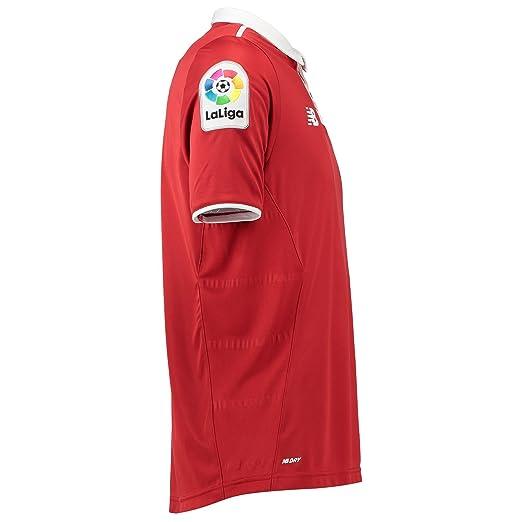 New Balance Sevilla FC Segunda Equipación 2016-2017, Camiseta, Red ...