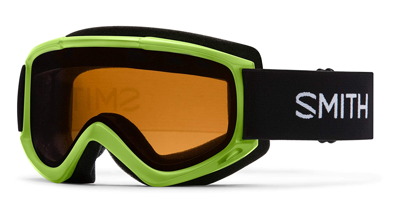 07338041e4959 Amazon.com   Smith Optics Cascade Adult Airflow Series Snocross Snowmobile  Goggles Eyewear - Acid Gold Lite Medium   Sports   Outdoors