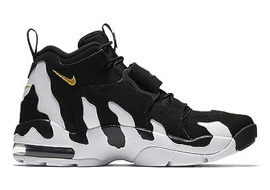 Amazon Com Nike Air Dt Max 96 Men S High Top Sneakers Black