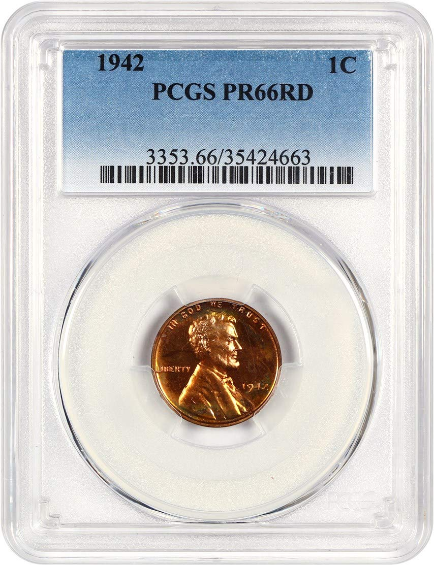 PCGS PR 69 RD DCAM Red Deep Cameo 2000 S Proof Lincoln Memorial Cent