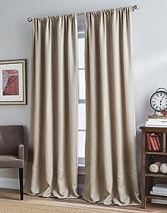 Peri Home Grand Mystic Curtain Panel, 84