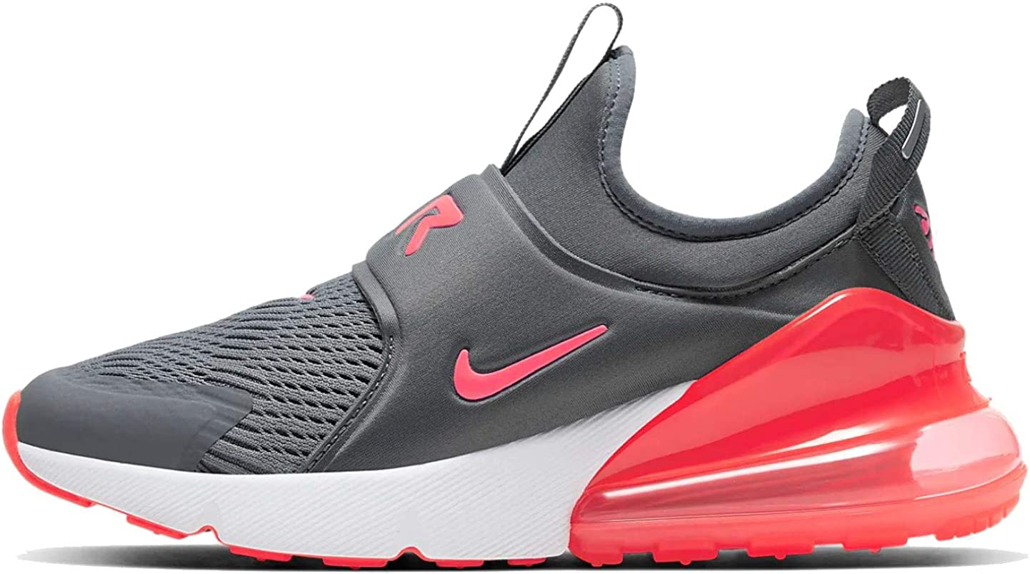 Amazon Com Nike Air Max 270 Extreme Gs Big Kids Running Casual