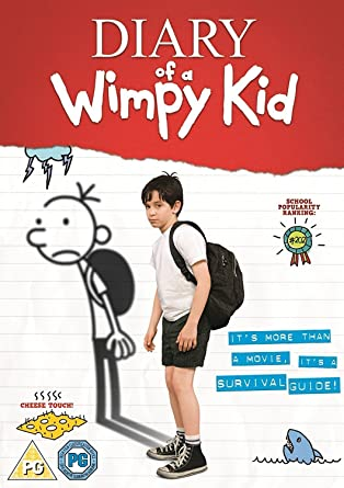 Diary Of A Wimpy Kid Edizione: Regno Unito Reino Unido DVD: Amazon.es: Cine y Series TV