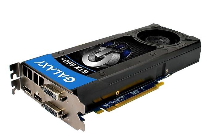 Amazon.com: Galaxy GeForce GTX 660 Ti Tarjeta Gráfica 2 GB ...