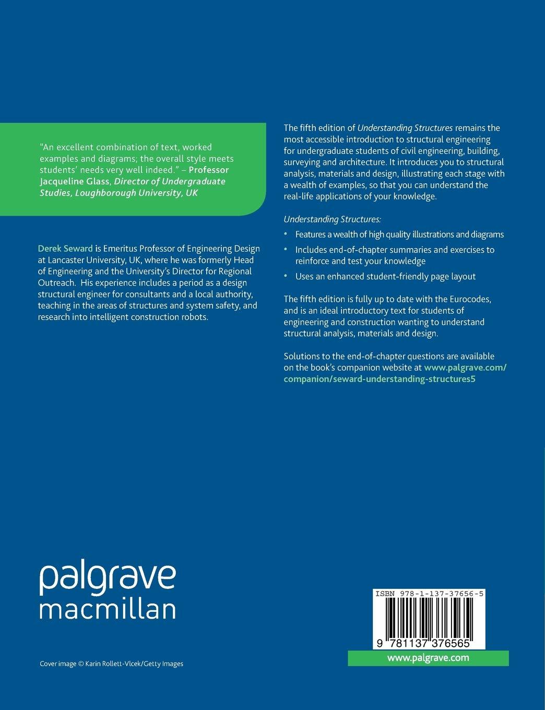 Understanding Structures: Analysis, Materials, Design: Amazon co uk