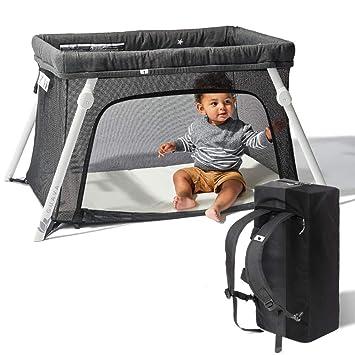 dad6b8772af Amazon.com   Lotus Travel Crib - Backpack Portable