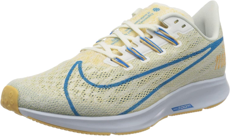 NIKE W Air Zoom Pegasus 36 JDI, Zapatillas de Running para Mujer ...