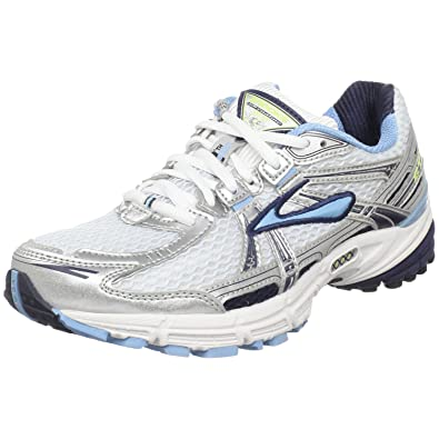 fa508af563552 Brooks Lady Adrenaline GTS 11 Running Shoes (2A Width) - 3 Blue ...