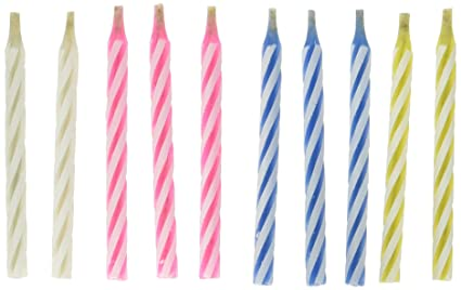 Amazon Loftus Magic Trick Relighting Birthday Candles 10 Piece