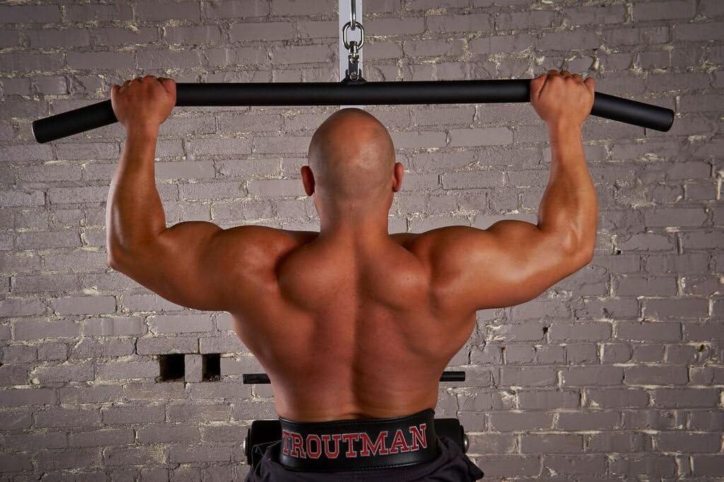 LPG Muscle Hog Legs PORK CHOP 1-3//4 90 Degree Fat Triceps Bar Cable Attachment Ironcompany.com