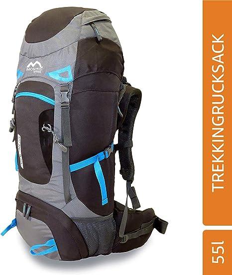 Mochila de Trekking y Senderismo MONTIS ARACAR 55 55 l 70 x 32-1500 g