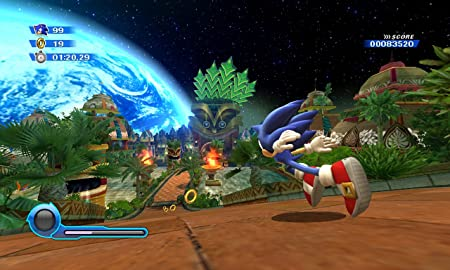 Amazon com: Sonic Colors - Nintendo Wii: Sega of America Inc