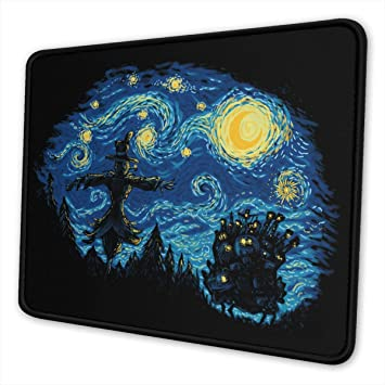 Extended Ergonomic for Computers Thick Keyboard Mouse Mat Non-Slip Rubber Base Mousepad Demon Slayer Large Gaming Mouse Pad 35.43 X 15.75X 0.12inch