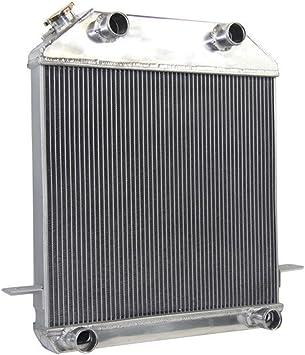 1939 1940 1941 Ford Flathead V8 Engine Lightweight Aluminum Radiator 3 Row Core