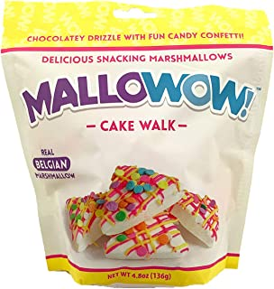 product image for Mallowow! Magical Marshmallow, Birthday Cake, 4.8 Ounce (3 Pack) Gourmet Marshmallow Snackable Cluster