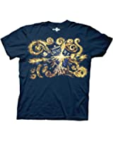 Ripple Junction DR. WHO - Van Gogh The Pandoric Opens - Adult T-Shirt