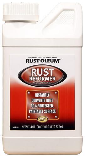 Rust-Oleum Automotive 248659 8-Ounce Rust Reformer Bottle
