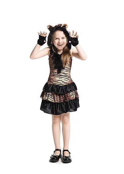 Amazon.com: Disfraz de tigre para festival de carnaval ...