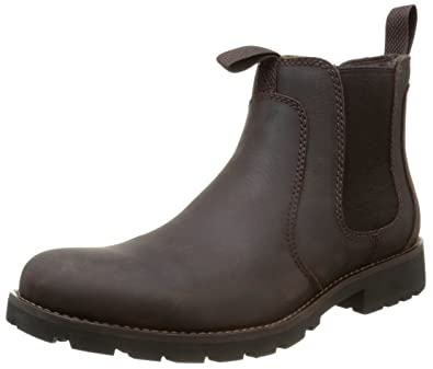 Chelsea Boot, Bottes homme - Brun (TENOR BROWN), 40.5 EURockport