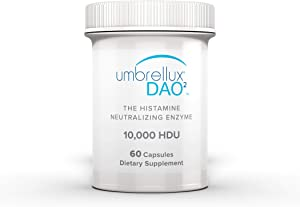 Umbrellux DAO - Histamine Neutralizing Enzyme - 60s