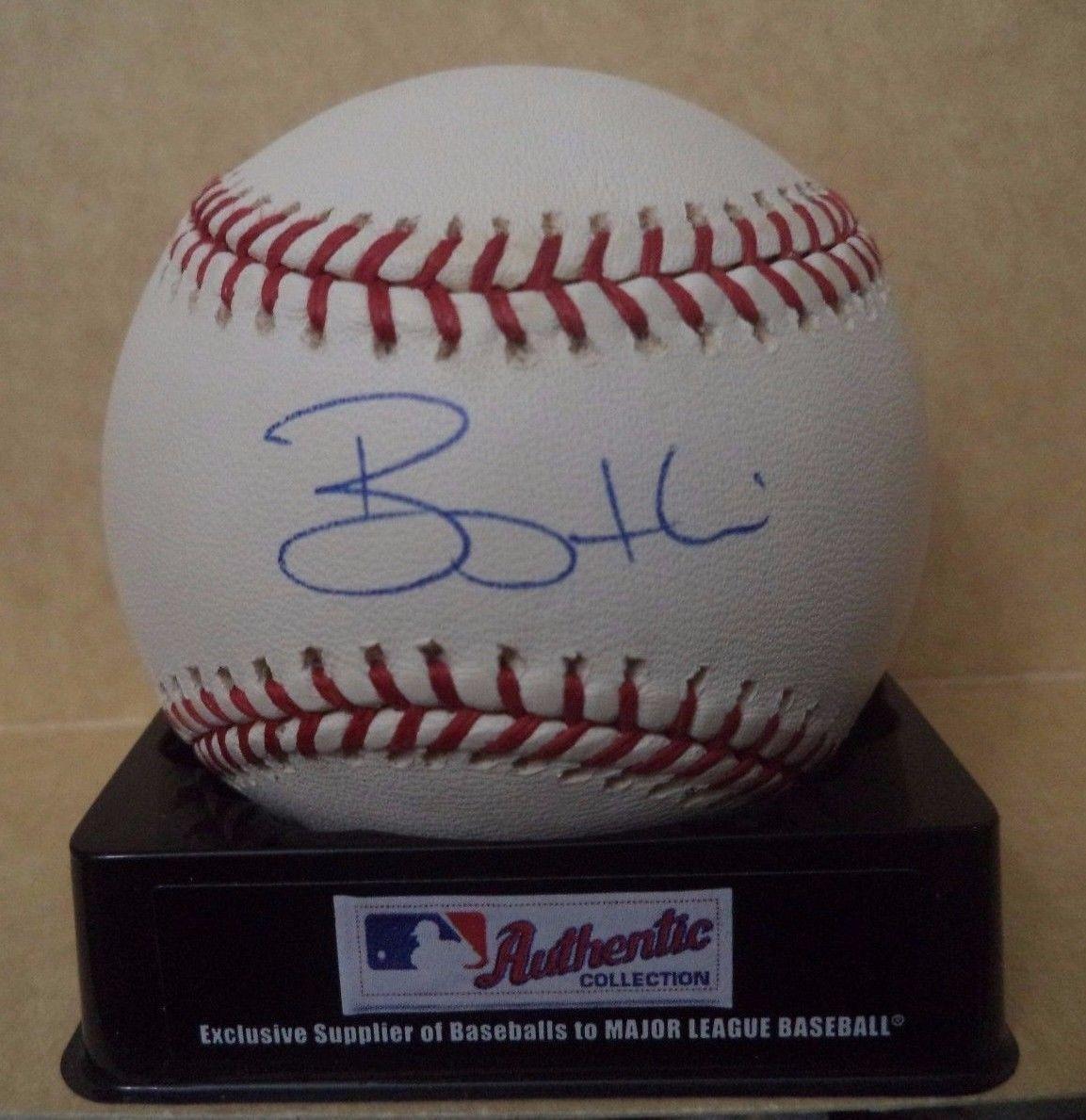 Bobby Hill Signed Baseball - Pirates M l W coa - Autographed Baseballs