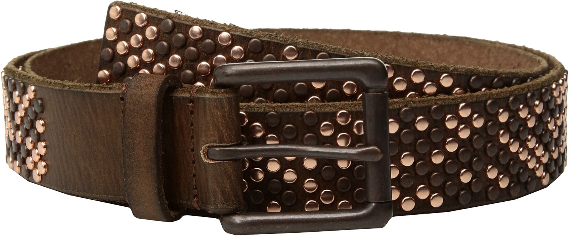 Amsterdam Heritage Women's 35016 Cognac Belt